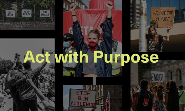 A Platform's Responsibility to Act With Purpose