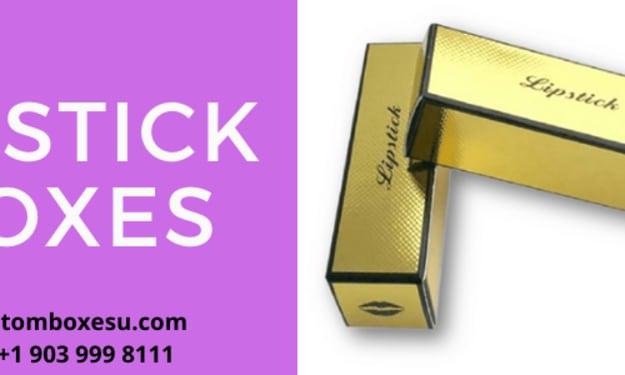 Lipstick Boxes in USA