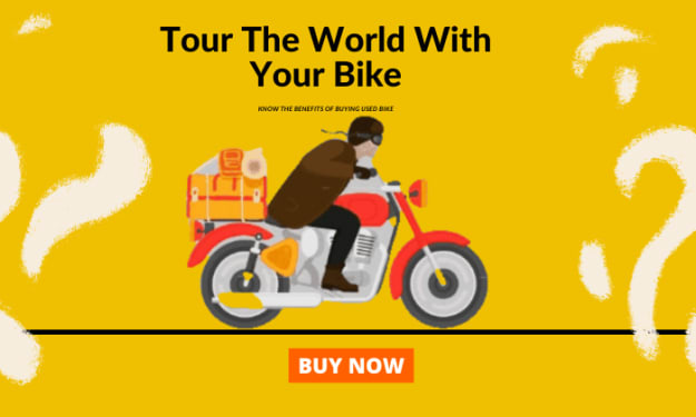 Used Vehicles: Pros and Cons of Buying Online Second hand Bike or Scooter India