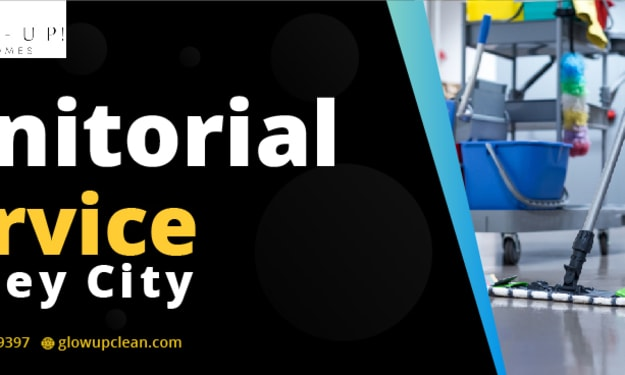 Janitorial Service near Jersey City | Glow Up Clean