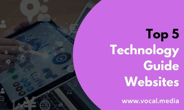 Top 5 Technology Guide Websites