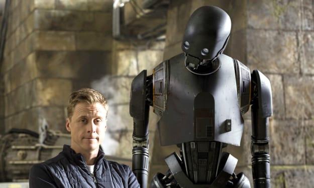 Alan Tudyk Says That K-2SO Will Not Be In Season 1 Of 'Andor'