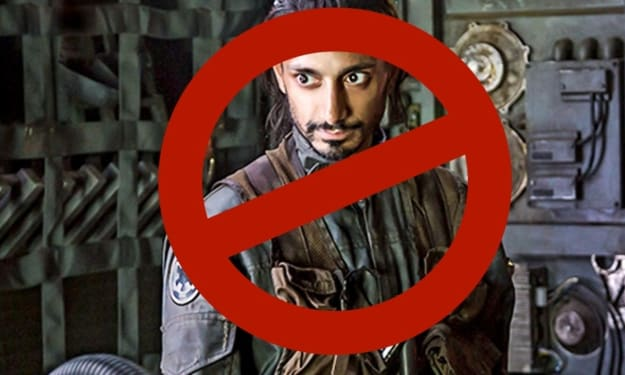 Riz Ahmed Shoots Down Rumors About 'Rogue One' Prequel Film