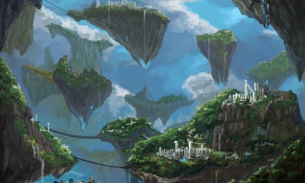 Skyland: Islands in the wind