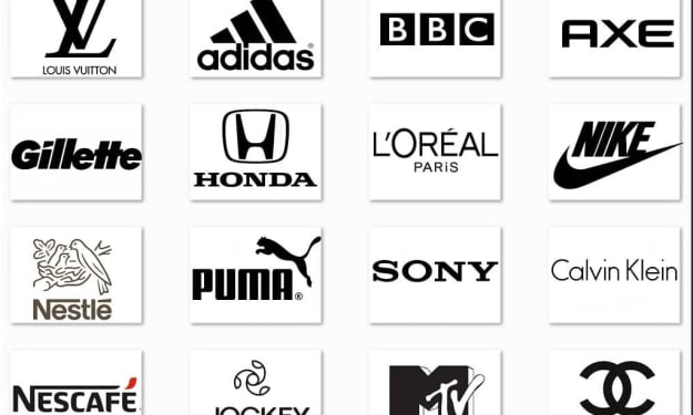 PSYCHOLOGY BEHIND BRAND LOGOS WITH BLACK COLOR
