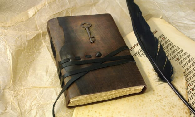 The Little Black Notebook