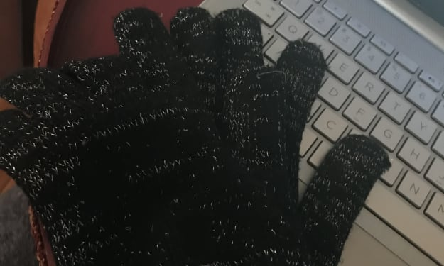 A Nice Pair of Winter Gloves