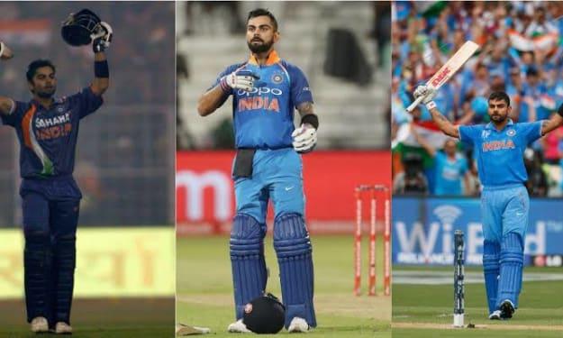 Watch Virat Kohli's Top innings