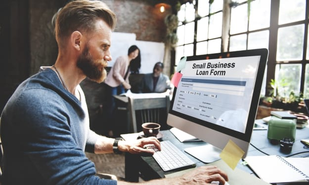 Want To Kickstart Something? Small Business Loan Is For You!