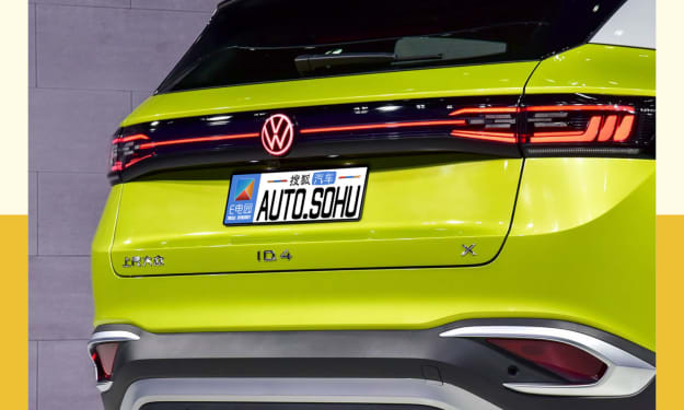 South and North Volkswagen ID.4 debuts the new power ID. series whose cake has moved
