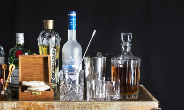 Shaken, stirred and seasoned: A Home Bar tune up, made easy.