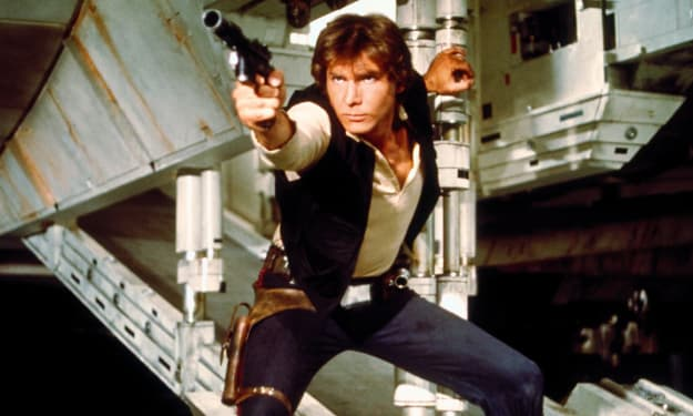 The Secret Han Solo Tribute In 'The Last Jedi'