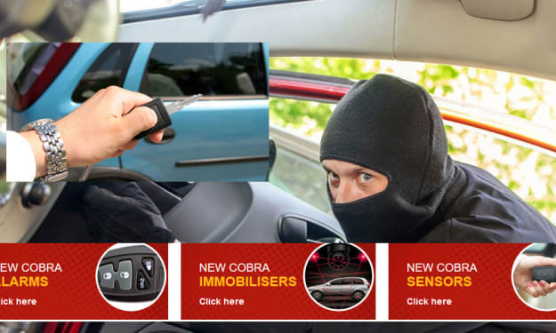 Be Sure Of Your Car's Safety with Car Alarms and Locks