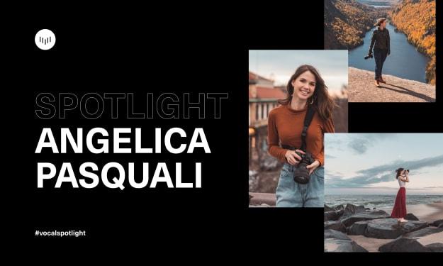 Creator Spotlight: Angelica Pasquali