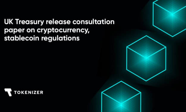 UK Treasury release consultation paper on cryptocurrency