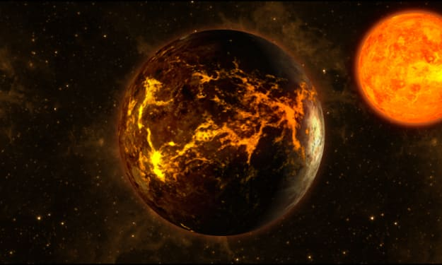 Litanies of a dying planet
