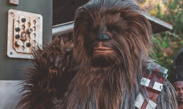 Forgetting Chewbacca