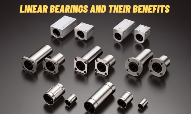 Understanding the Different Types of Linear Bearings and Their Benefits