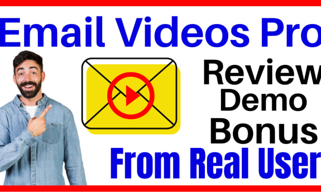 Email Videos Pro Review ⚠️Warining⚠️ Don't Buy EmailVideosPro Without My CUSTOM BONUSES!!