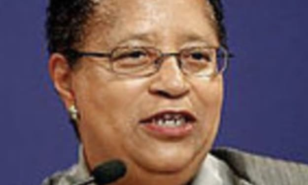 Dr. Shirley Jackson the inventor of modern phone technology