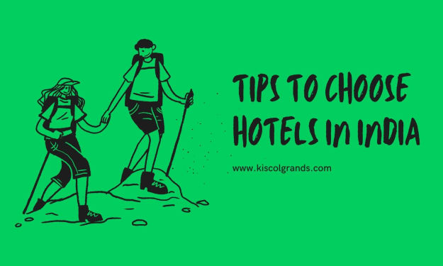 Tips to choose Hotels in india