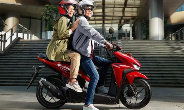 How do people evaluate the Honda Vario 125, which is priced at IDR 20 million?