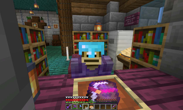 The Secret to BEAUTIFUL Player-Created Books in Minecraft
