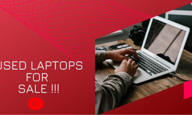 Why most people prefer to buy used laptops?