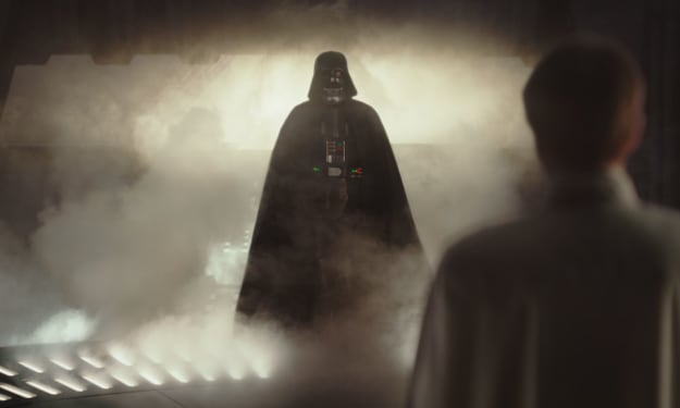 'Star Wars' Reveals A Deleted Scene From 'Rogue One'