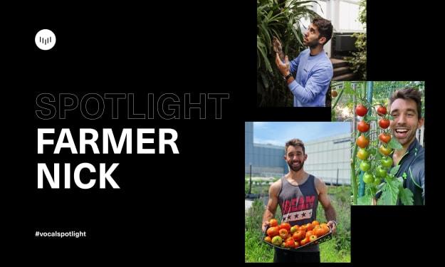 Creator Spotlight: Farmer Nick
