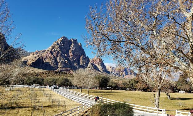 Saving Spring Mountain Ranch