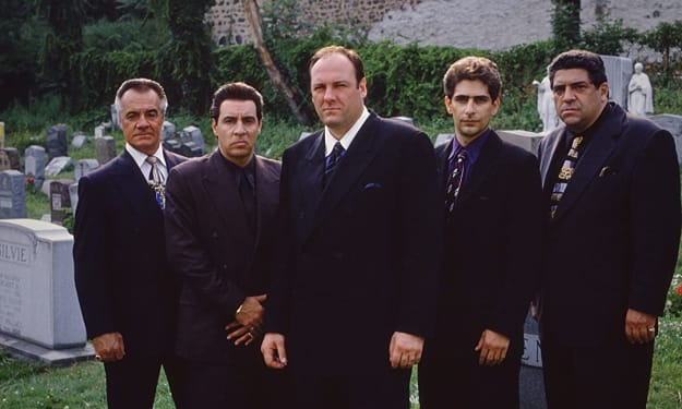 """My Review of """"The Sopranos: Season One"""""""