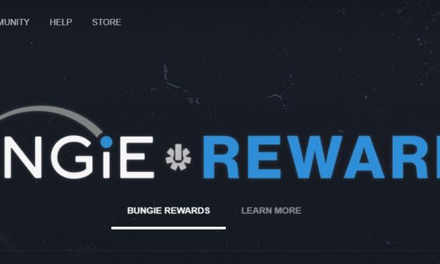 Bungie Rewards