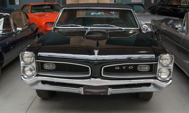 Top 8 American Muscle Cars