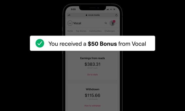 Introducing Creator Bonuses on Vocal