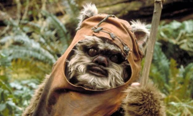 How The Death Star Wiped Out The Ewoks After All