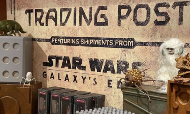 Star Wars Trading Post In Downtown Disney Opening February 19th