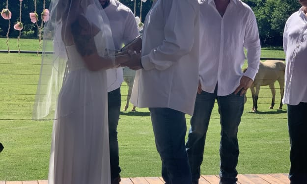 Engaged and Married during Covid
