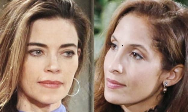 'The Young and the Restless' spoilers: Victoria attempts sabotage on Valentine's Day
