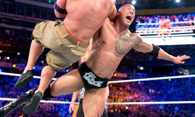 The Top 30 Shocking Moments in Professional Wrestling History.