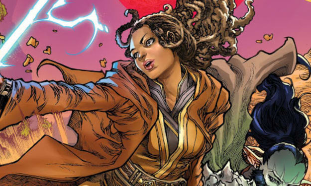 We Might Have A New Force Dyad Coming From 'Star Wars: The High Republic'