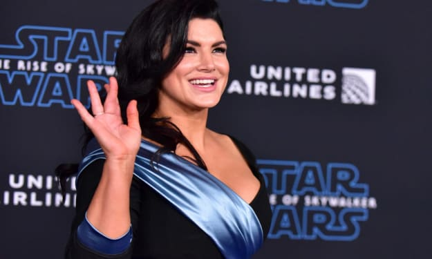 Gina Carano Fired By Lucasfilms - What's Next For Her And The Cara Dune Character