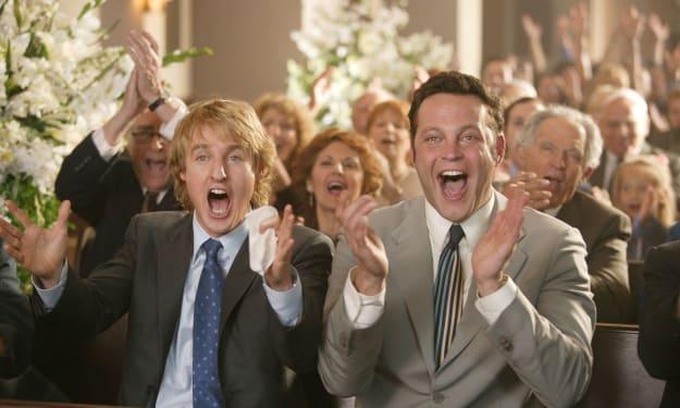 WEDDING CRASHERS - 16 Years Later
