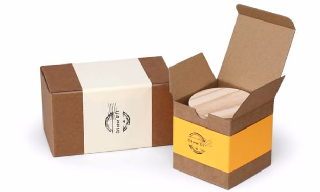 Best Quality Custom Cream Boxes are Available