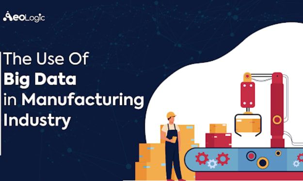The Use of Big Data In Manufacturing Industry