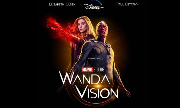 What's his business?: X-Men Quicksilver in Wanda Vision