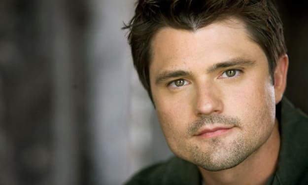 Chad Brannon returns to 'General Hospital'