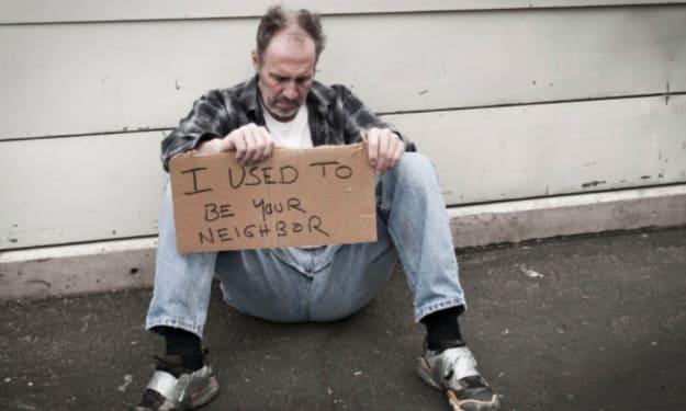 A Man, a Job, and Dignity