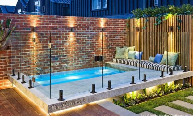 4 Stylish Pool Fences for Your Backyard