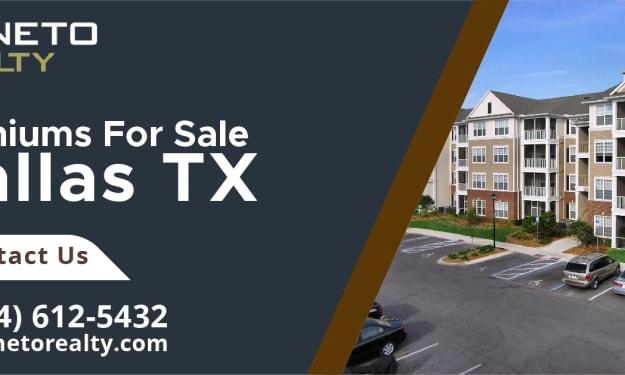 Importance of investing in a condominium for sale in Dallas TX
